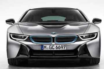 Presentado el BMW i8 – Primer coche híbrido eléctrico enchufable