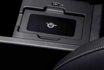 Nuevo sistema de recarga inalámbrica para el nuevo Lexus NX 300h