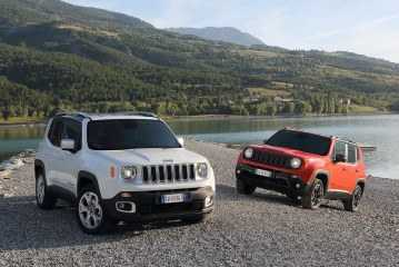 Debut del Jeep Renegade