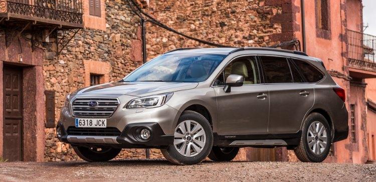 Subaru Outback, confort, practicidad y habitabilidad en un SUV   MundoCoches.info