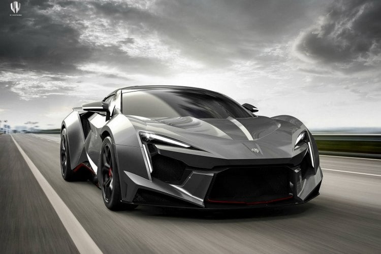 fenyr supersport el hermano peque o del lycan hypersport. Black Bedroom Furniture Sets. Home Design Ideas