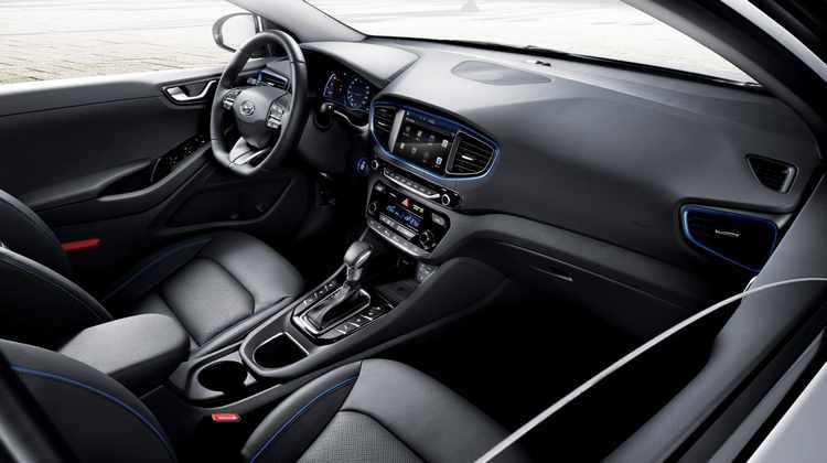 Hyundai Ioniq coches electricos