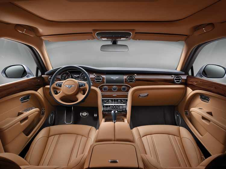 bentley mulsanne 2016 coches de lujo. Black Bedroom Furniture Sets. Home Design Ideas