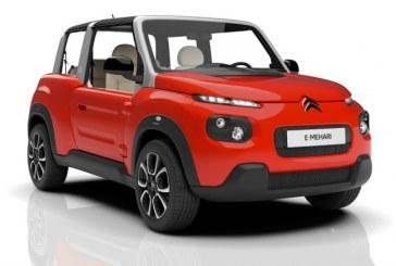 Citroen e-Mehari, un coche que quiere recuperar una filosofía de vida