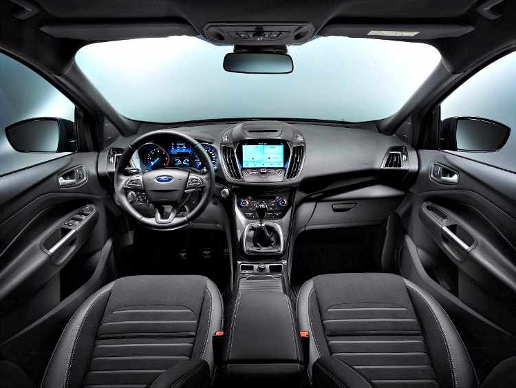 2019 Ford Kuga Review, Release Date >> 2017 Ford Escape Dash | 2017, 2018, 2019 Ford Price, Release Date, Reviews