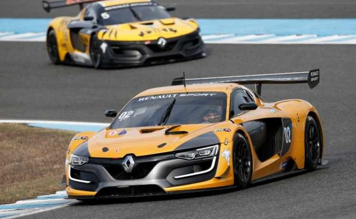 Las World Series by Renault llegan a Motorland Aragon