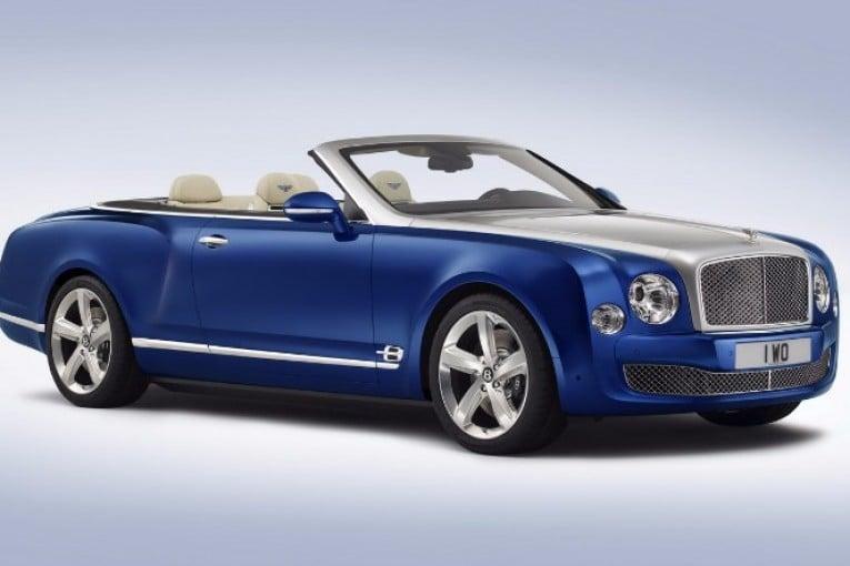 Bentley Grand Convertible, una versión cabrio