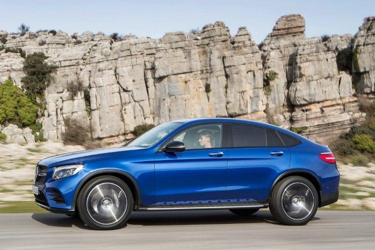 Precios del mercedes benz glc coup for Mercedes benz glc precio