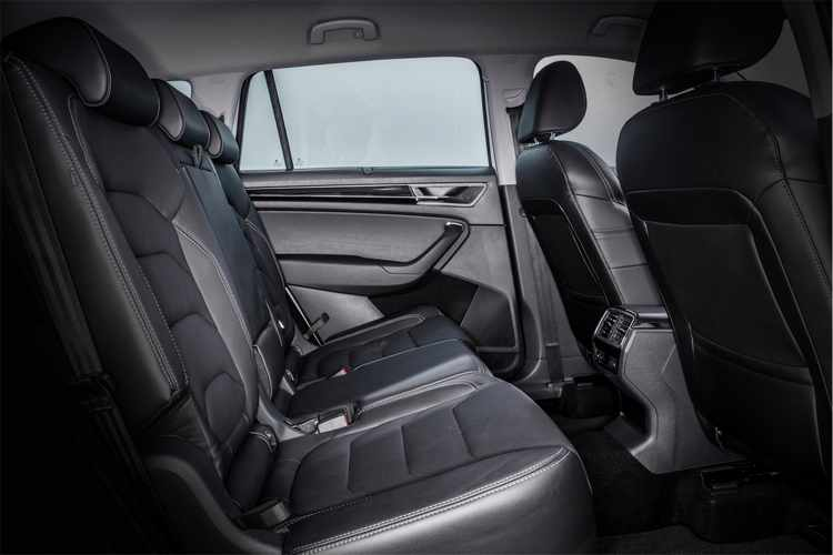 skoda kodiaq detalles y caracteristicas suv. Black Bedroom Furniture Sets. Home Design Ideas