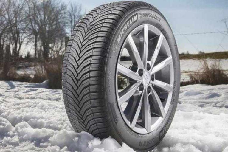 MICHELIN CrossClimate un neumático para invierno y verano