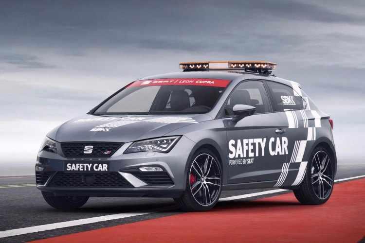 SEAT patrocinador del Mundial de SBK