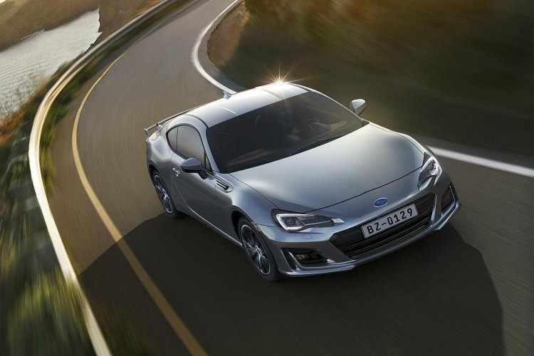 Precio Subaru BRZ 2017
