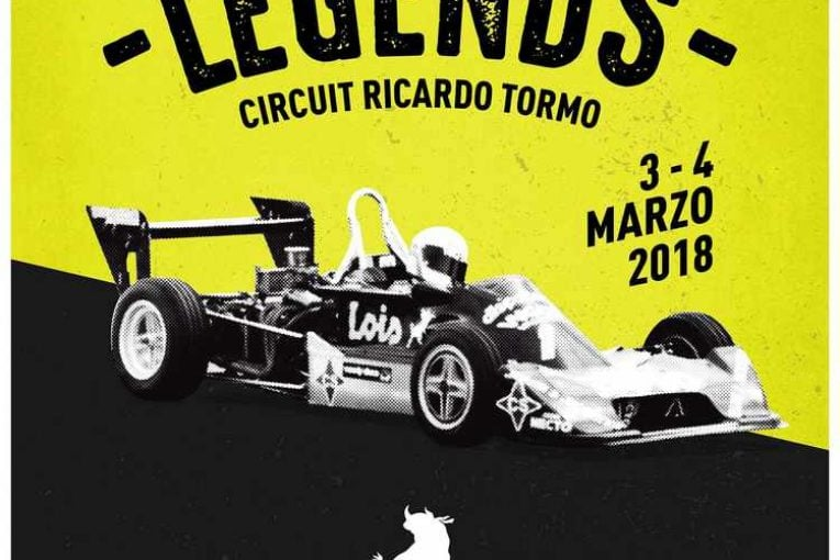 Racing Legends 2018 – Concentración anual de vehículos clásicos