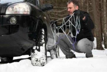 Como poner cadenas de nieve en un coche