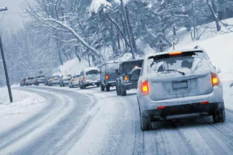 Consejos para conducir con hielo y nieve