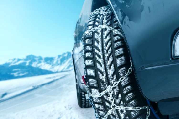 Tipos de cadenas de nieve para coche
