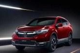 El nuevo Honda CR-V 2018 debuta en el Salón del Automovil de Ginebra