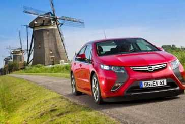 El precio del coche electrico Opel Ampera se rebaja