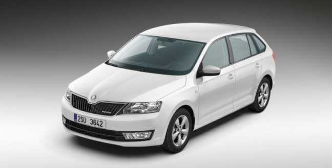 Skoda Spaceback Greeline