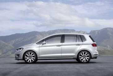 Nuevo Volkswagen Golf Sportsvan para el próximo año
