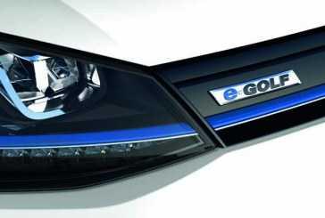 Nuevo Volkswagen e-Golf, cero emisiones y gran autonomia.