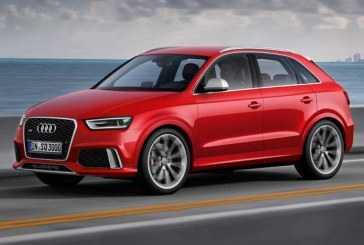 Audi RS Q3 – El SUV más potente fabricado en España
