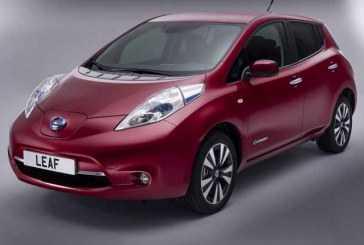 Coches Electricos – Nuevo Nissan Leaf