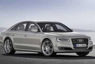 Audi inicia la comercialización del nuevo Audi A8