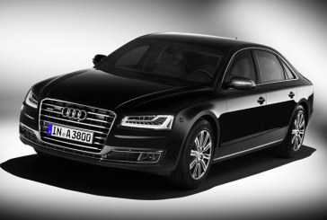 Presentado el nuevo Audi A8 L Security