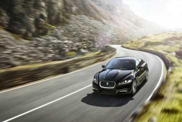 Jaguar desvelará la gama XF 15MY en Ginebra