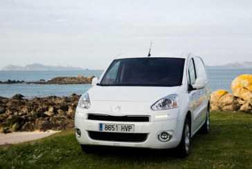 Peugeot Partner, 100% eléctrico