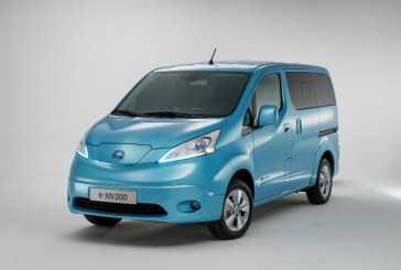 La Nissan e-NV200, 100% eléctrico