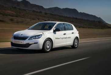 Nuevo motor para el Peugeot 308 y récord de consumo