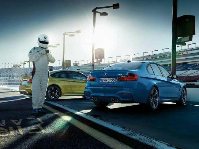 Precios para el mercado español del BMW M3 y BMW M4 Coupé