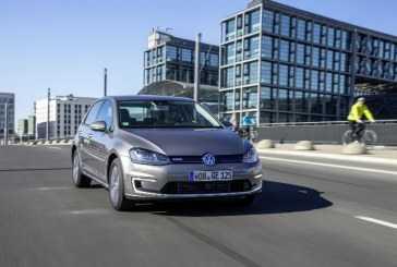 Volkswagen e-Golf, eléctrico y eficiente
