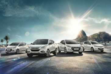 Hyundai Motor España saca a la venta, la edición especial Go! Brasil