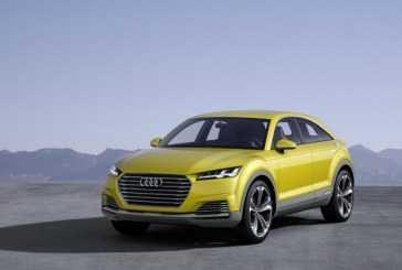 Audi TT offroad concept, el nuevo desafío alemán