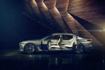 BMW Vision Future Luxury: Su diseño