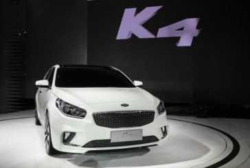 Concept K4, el nuevo prototipo de Kia