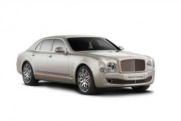 El prototipo híbrido de Bentley