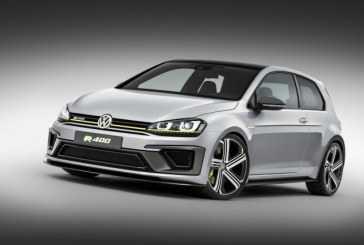 Volkswagen muestra el prototipo Golf R 400, 400CV