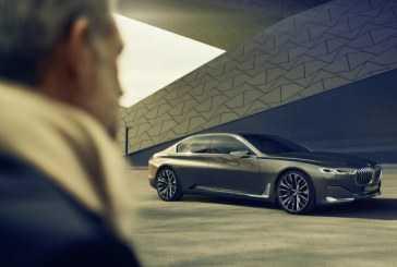El exterior del BMW Vision Future Luxury, amor a primera vista