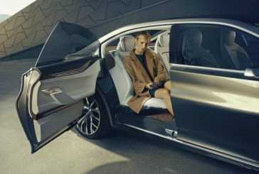 Pasen y vean el interior del BMW Vision Future Luxury