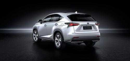 nuevo Lexus NX
