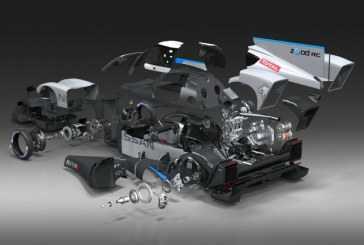 Lo que oculta el Nissan Zeod RC bajo su carrocería