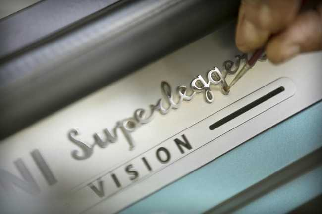 MINI SuperleggeraTM Vision