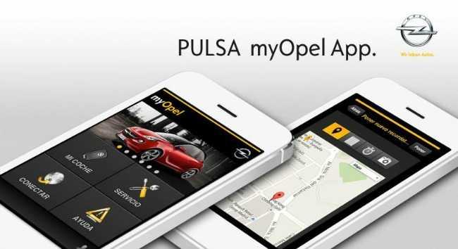 myOpel App