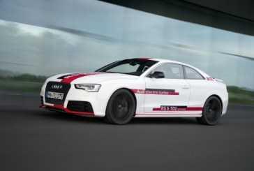 El Audi RS 5 TDI concept