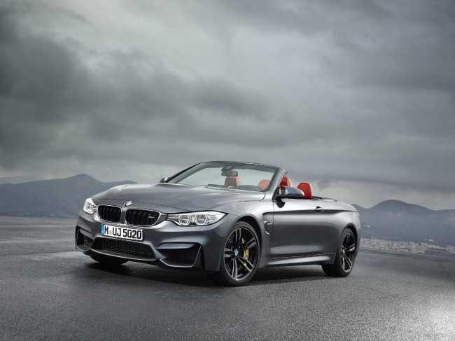 El nuevo BMW M4 Cabrio