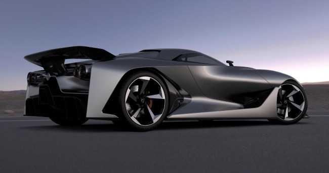 NISSAN CONCEPT  Vision 2020 Gran Turismo
